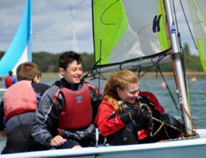 Sailing for Children